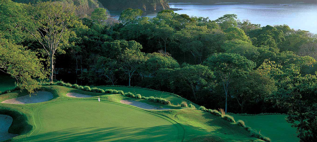 Papagayo 18 hole golf course