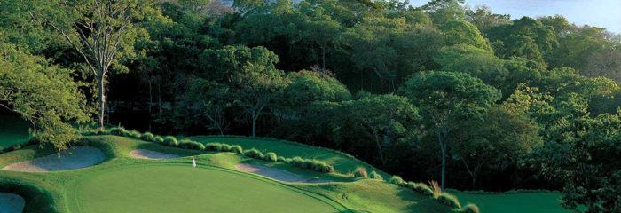 Papagayo 18 hole golf course