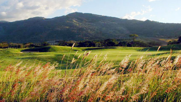 Valle del Sol Golf club in San Jose, Costa Rica