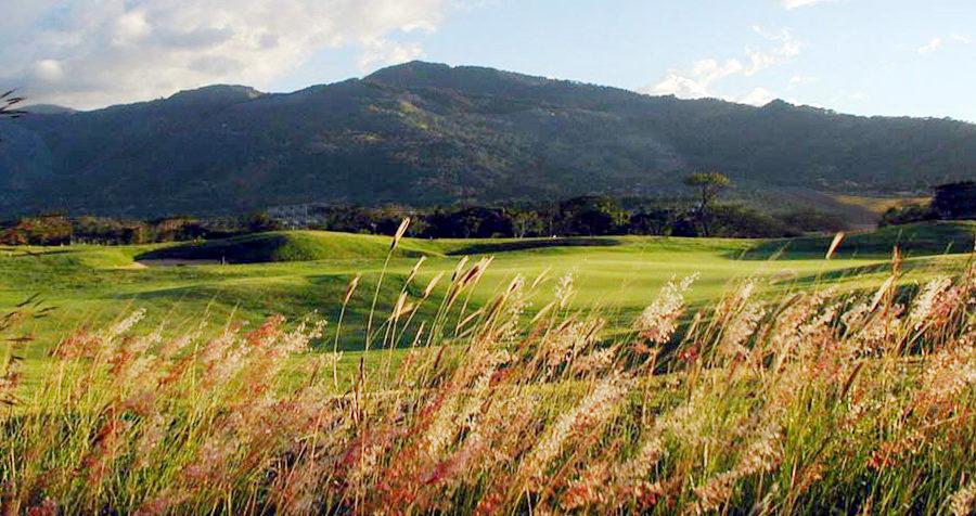 Valle del Sol Golf club in San Jose, Costa Rica
