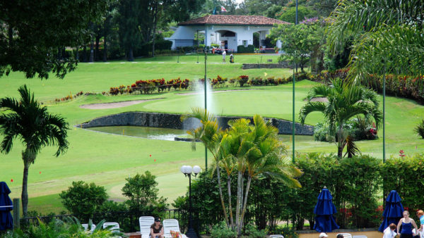 Costa Rica Country Club, Costa Rica's 1st golf course