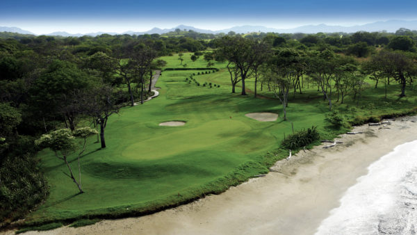 Aerial images of Hacienda Pinilla Golf Course