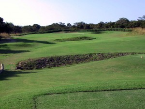 3.  A par 3 at the links-style Hacienda Pinilla.   (mf)