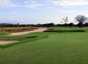 3.  The largest fairway bunker at Hacienda Pinilla.   (mf)